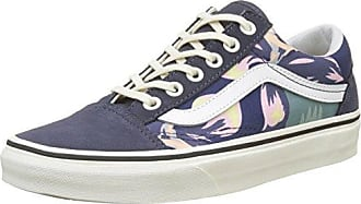 Old Skool, Zapatillas de Entrenamiento Mujer, Varios Colores (Navy/Marshmallowvintage Floral), 41 EU Vans