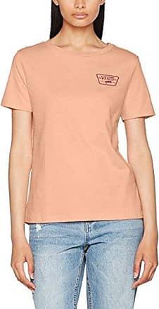 XSmall Vans Full Patch Crew Camiseta para Mujer Gris Grey ... 44f7ed92b39