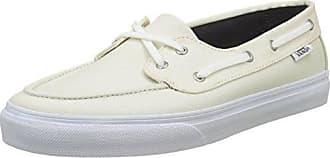 Vans UA Authentic, Zapatillas para Mujer, Hueso (Speckle Jersey Cream/True White), 40.5 EU