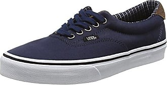 Vans U SK8-HI Decon, Unisex-Erwachsene Hohe Sneakers, Blau ((Canvas) Dress Blues/True White), 36 EU