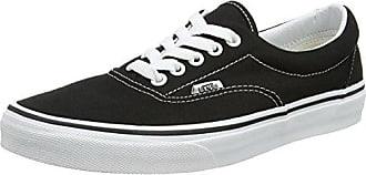 Vans Authentic, Sneaker a Collo Basso Unisex - Adulto, Rosso (Port Royale/Black), 38.5 EU