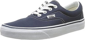 Vans Era Classic Canvas, Sneaker a Collo Basso Unisex - Adulto, Nero, 36 EU (3.5 UK)