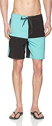 Check Boardshort, Bañador para Hombre, Multicolor (Baltic Heather-Black Kto), Medium (Talla del Fabricante: 32) Vans