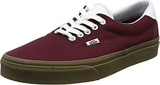 Rosso 35 EU VANS AUTHENTIC SCARPE RUNNING UNISEX ADULTO MADDER BROWN/TRUE