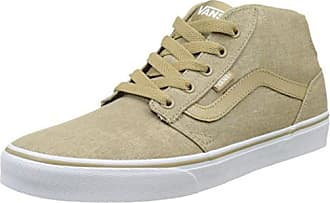 MN Chapman Mid, Sneakers Hautes Homme, Beige (Washed), 40 EUVans