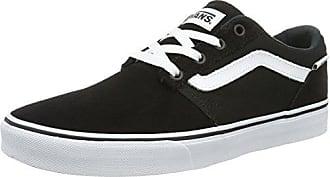 Vans Authentic Slim Sneaker, Donna, Nero (Floral/Black/Blanc de Blanc), 34.5