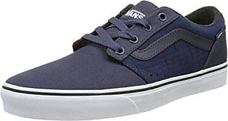 Vans MN Winston, Sneakers Basses Homme, Gris (Two-Tone), 40.5 EU