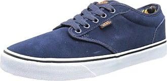 M ATWOOD (NATIVE) MOOD I VTUY9ZQ Herren Sneaker, Blau (Native Mood Indigo/White), EU 40.5 (US 8) Vans