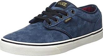Vans AUTHENTIC Unisex Erwachsene Sneakers  36.5 EUBlau (Blue/Marshmallo)