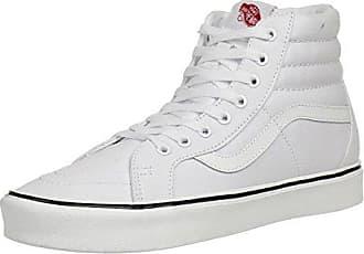 Vans Sk8-hi Slim Cutout, Unisex-Erwachsene Hohe Sneakers, Rot (Mesh/Port/True White), 38 EU