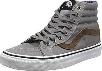 Vans Sk8-Hi Reissue, Zapatillas de Entrenamiento para Hombre, Gris (Gray/Graymono Chambray), 42 EU