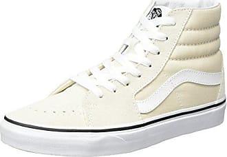 Vans Sk8-Hi Zip, Zapatillas Unisex Niños, Blanco (True White/Chalk Pink Q7x), 31 EU