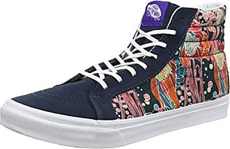 Sk8-Hi, Sneakers Hautes Mixte Adulte, Ivoire (Birch/True White), 34.5 EUVans