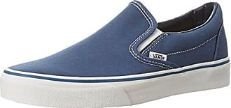 Vans Classic Slip On Sneakers Basses mixte adulte Bleu Navy 40.5 EU 7 UK