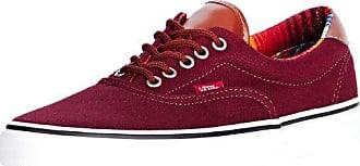 Zapatos rojos Vans Era 59 para mujer Liquidación Real Precio bajo más barato 7OH4sUdi