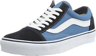 Iso 1.5 Plus, Sneakers Basses Mixte Adulte, Bleu (Waxed C&L/Dress Blues/White), 34.5 EU (2.5 UK)Vans