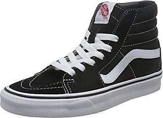 U Sk8-Hi Slim, Baskets mode mixte adulte - Noir (Black), 37 EUVans
