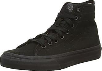 Sabre, Zapatillas de Skateboarding para Hombre, Negro (Black/Charcoal/Woodsmoke 0), 45 EU Globe