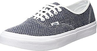 Vans Adult Authentic Lite, Baskets mode mixte adulte - Bleu (Blue), 35 EU (3 UK)