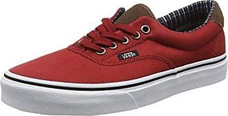 U ERA 59 VUC6AT8 Unisex-Erwachsene Sneaker, Rot (Chili Pepper), 45 Vans