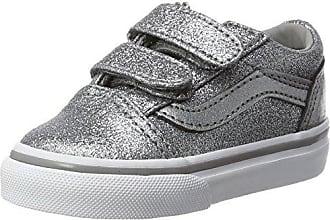 Vans Sneaker Y MILTON (suede), Unisex - bambino, Grigio (Gris (Pewter/Chili Pepper)), 30,5