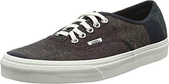 Vans Scarpe da Ginnastica Basse Unisex - Adulto, Marrone (Wool And Leather Parisian Night/Tortoise Shell), 38 EU