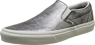 Vans Classic Slip-on Plus, Unisex-Erwachsene Sneakers, Schwarz (overwash Paisley/Black), 36.5 EU