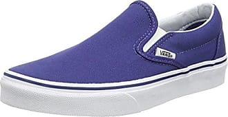 Vans Classic Slip-on, Unisex-Erwachsene Sneakers, Blau (Twilight Blue/True White), 39 EU