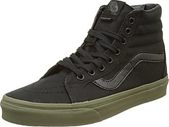 U Sk8-hi Slim, Unisex Adults Hi-Top Sneakers, Black (cheetah Black), 2.5 UK (34.5 EU) Vans
