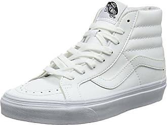 Milton Hi, Sneakers Hautes Femme, Blanc (Canvas/White/White), 35 EU (3 UK)Vans