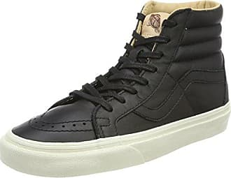 Sneaker Vans M MILTON HI Marrone velourleder Nuovo Taglia 41