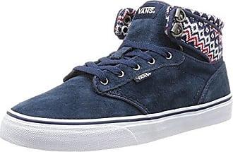 Vans Sk8-Hi, Zapatillas Unisex Adulto, Azul (MTE/true Navy/Dress Blues), 46 EU