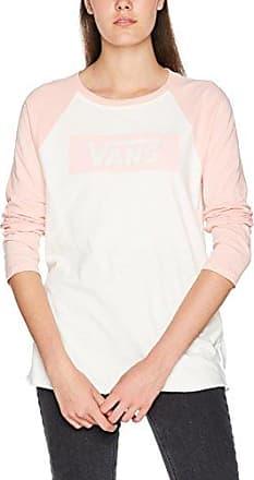 Vans Floral, Camiseta para Mujer, Multicolor (White-White California Dawn P7I), Large