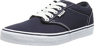 Vans Atwood, Zapatillas Unisex Niños, Azul (Gum Bumper), 36.5 EU