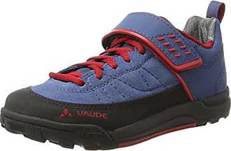 VAUDE Am Downieville Low, Chaussures de VTT Mixte Adulte, Noir (Black), 38 EU