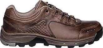 Womens Tvl Comrus Leather Low Rise Hiking Shoes Vaude