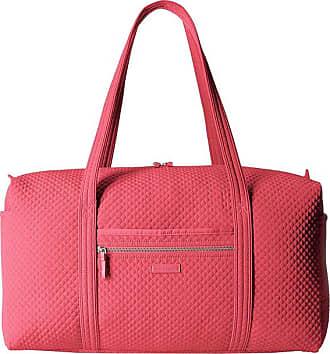 Vera Bradley Iconic Miller Travel Bag (Coral Reef) Luggage