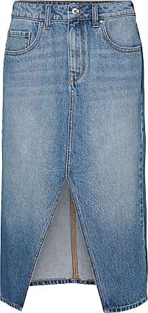 Aware Jeansrock Dames Blauw Vero Moda