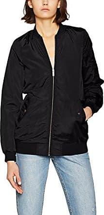 VMELLA 3/4 Jacket DNM Boo, Blouson Femme, Noir (Black), 34 (Taille Fabricant: X-Small)Vero Moda