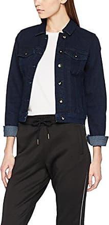 Vero Moda Vmnicole Short Jacket Noos, Chaqueta para Mujer, Naranja (Coral Cloud), 36 (Talla Fabricante: Small)