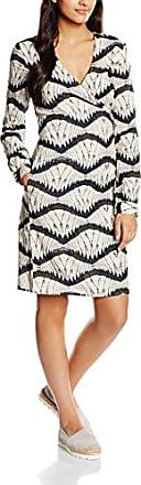 Womens Vmzita L/S Wrap Tunic D2-3 Long Sleeve Dress Vero Moda