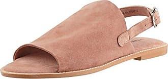 Sandales En Cuir Pinota - Sandales Pour Femmes / Brun Vero Moda