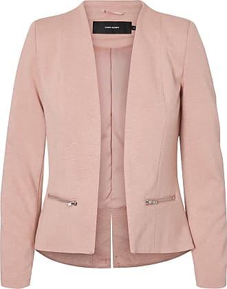 Feminine Blazer Dames Roze Vero Moda