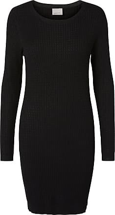 Hemd Kleid Dames Zwart Vero Moda