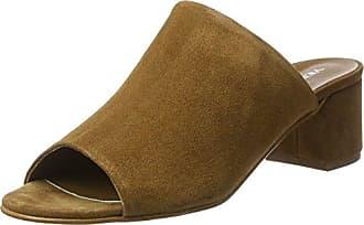 Vmlisa Leather, Sandales Romaines Femme, Marron (Cognac), 38 EUVero Moda