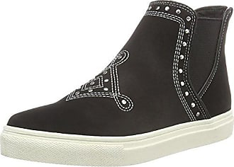 Converse AS Platform Wmns Hi Black, Schuhe, Sneaker & Sportschuhe, Hohe Sneaker, Blau, Schwarz, Female, 36