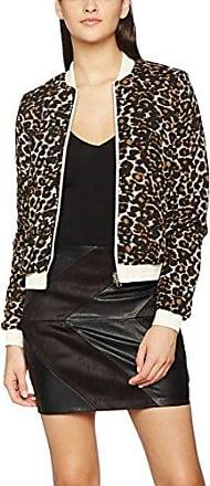 Vero Moda Vmsora Bomber Jacket, Chaqueta para Mujer, Multicolor (Oatmeal), 38 (Talla del Fabricante: Medium)