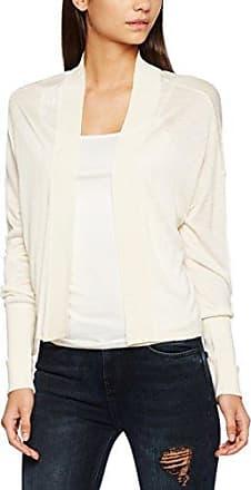 Vero Moda VMSUNSET ALLY LS Open Cardigan, Chaqueta Punto Mujer, Marfil (Antique White), 42 (Talla del Fabricante: X-Large)