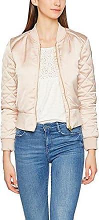 Vero Moda Vmmiss Short Jacket, Chaqueta para Mujer, Gris (Tradewinds Tradewinds), 44 (Talla del Fabricante: X-Large)