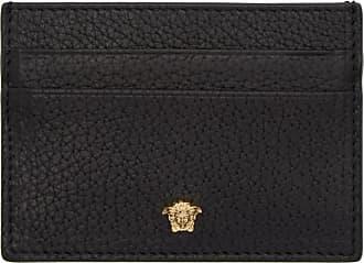 Versace card holders sale up to 20 stylight versace black medusa card holder colourmoves